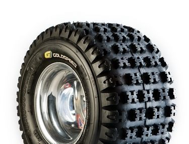 MX Goldspeed ATV Tire