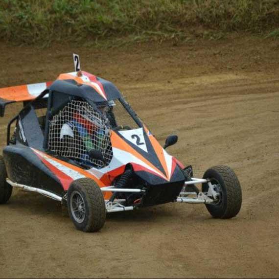 Crosscar Goldspeed x-car